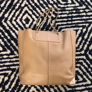 Alexander Wang Prisma Tote with Rose Gold Hardware